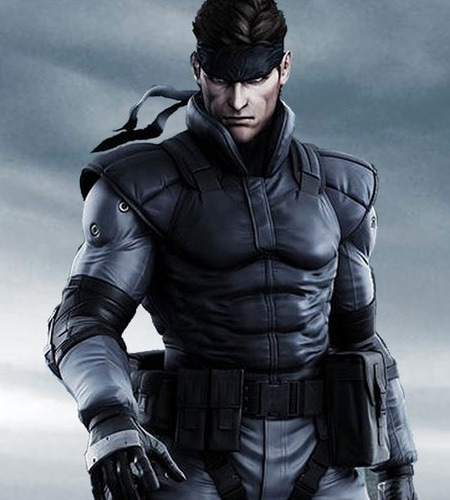 Dress Like Solid Snake Costume DIY Outfit | Costume Wall: http://costumewall.com/dress-like-solid-snake/