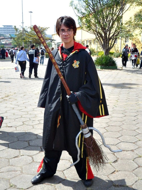 harry potter cosplay by - photo #11