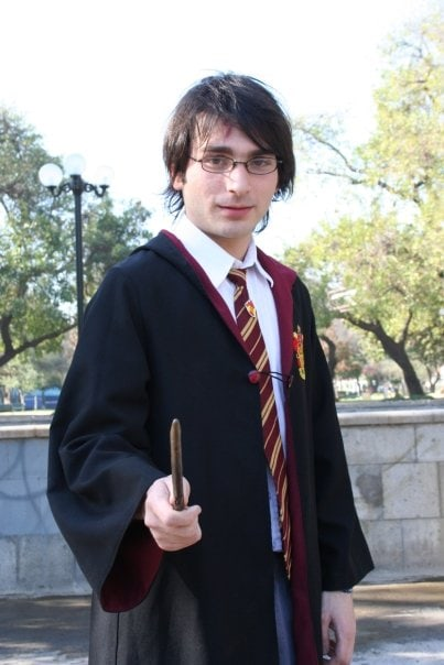 harry potter cosplay by - photo #37