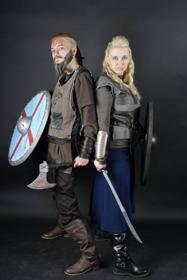 Dress Like Lagertha Costume Diy Outfit Costume Wall