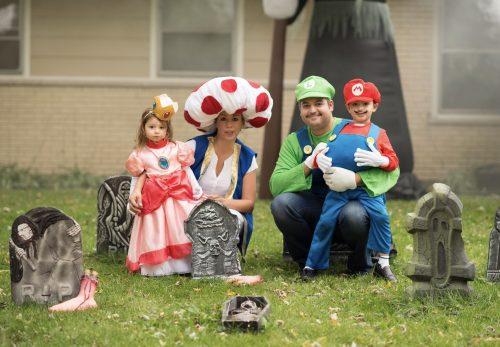 Super Mario Bros. Family