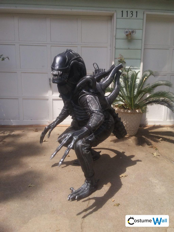 Xenomorph Alien Warrior