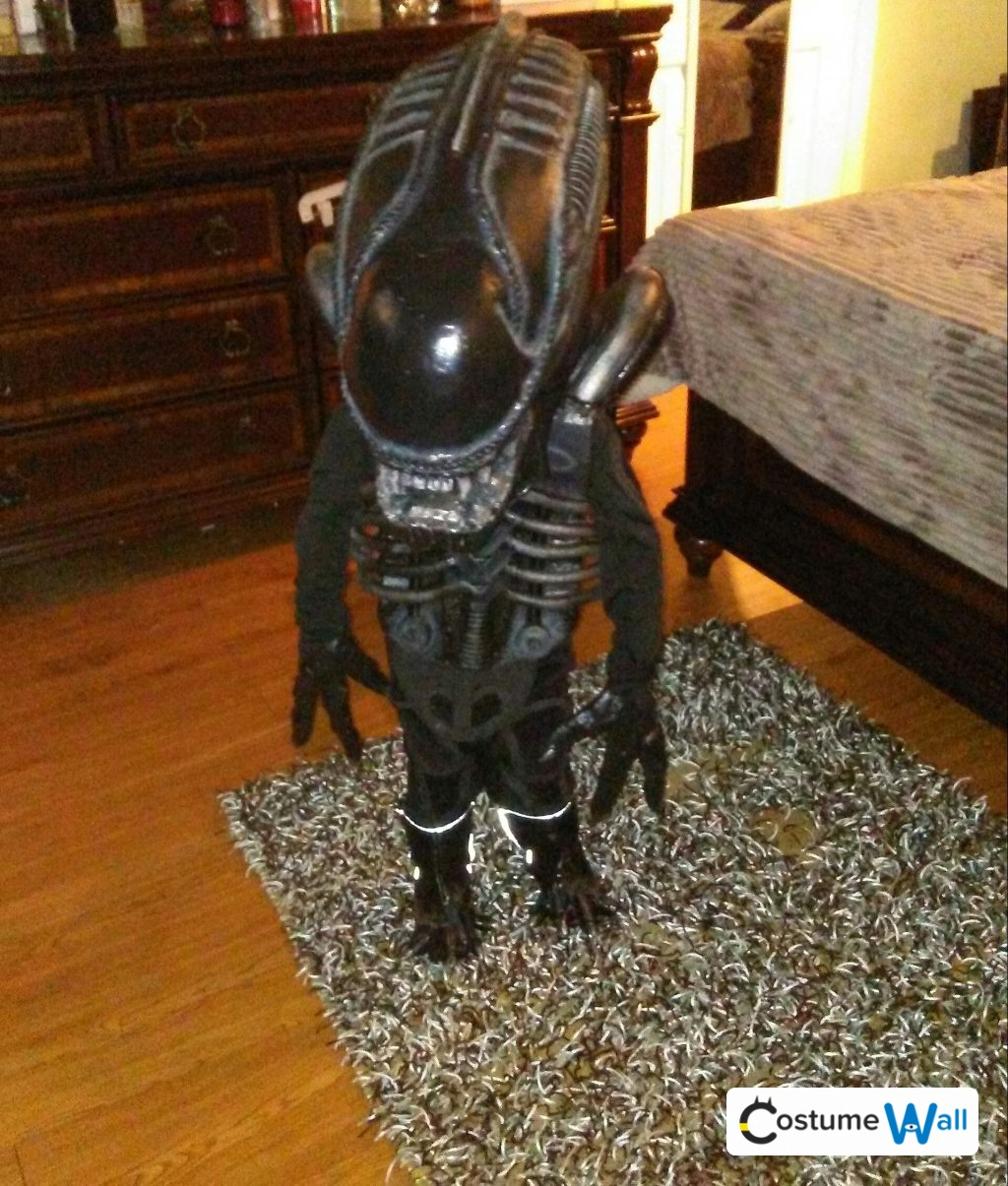 Baby Xenomorph Alien