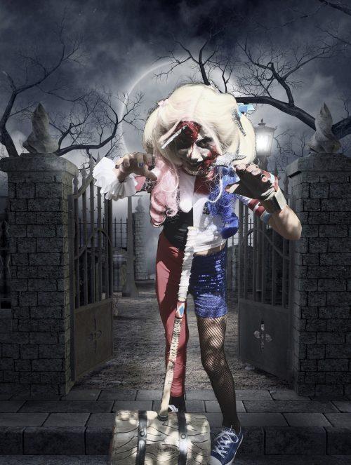 Zombie Quinn