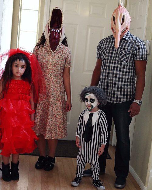 Beetlejuice Family