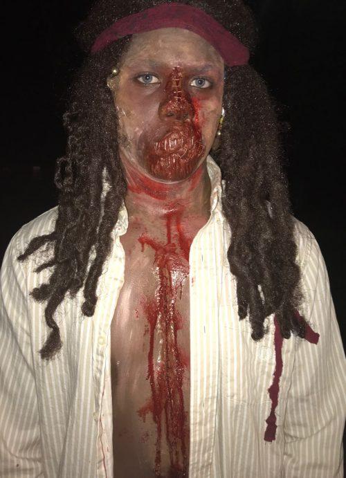 Jamaican Zombie