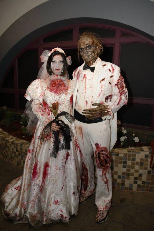 Mr. & Mrs. Zombie