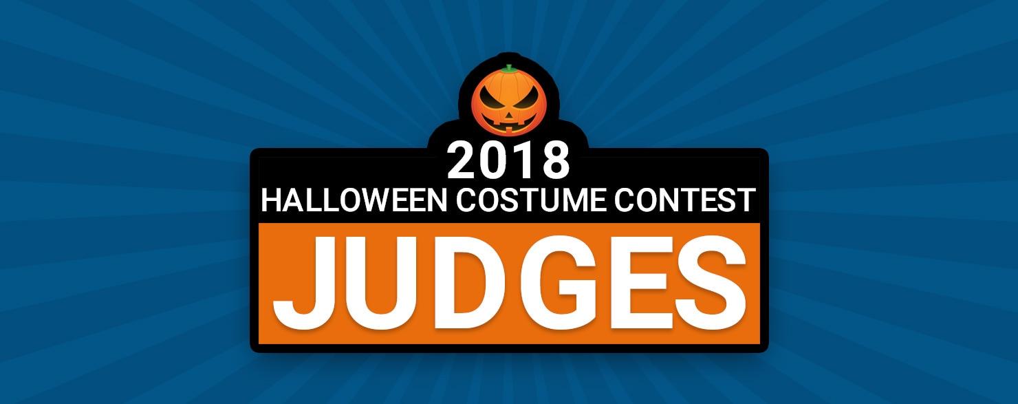 2018 Costume Contest Judges