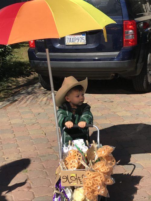 Elote Baby/ Corn Baby