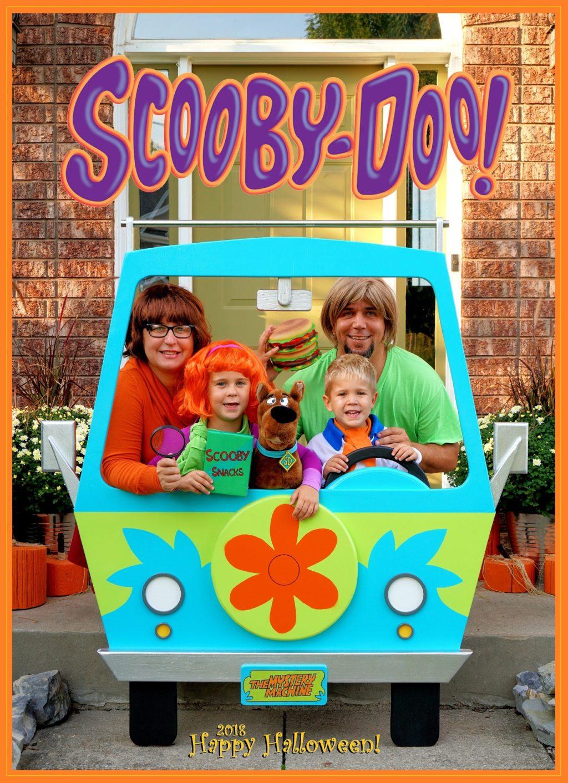 Scooby-Doo! Family Costume