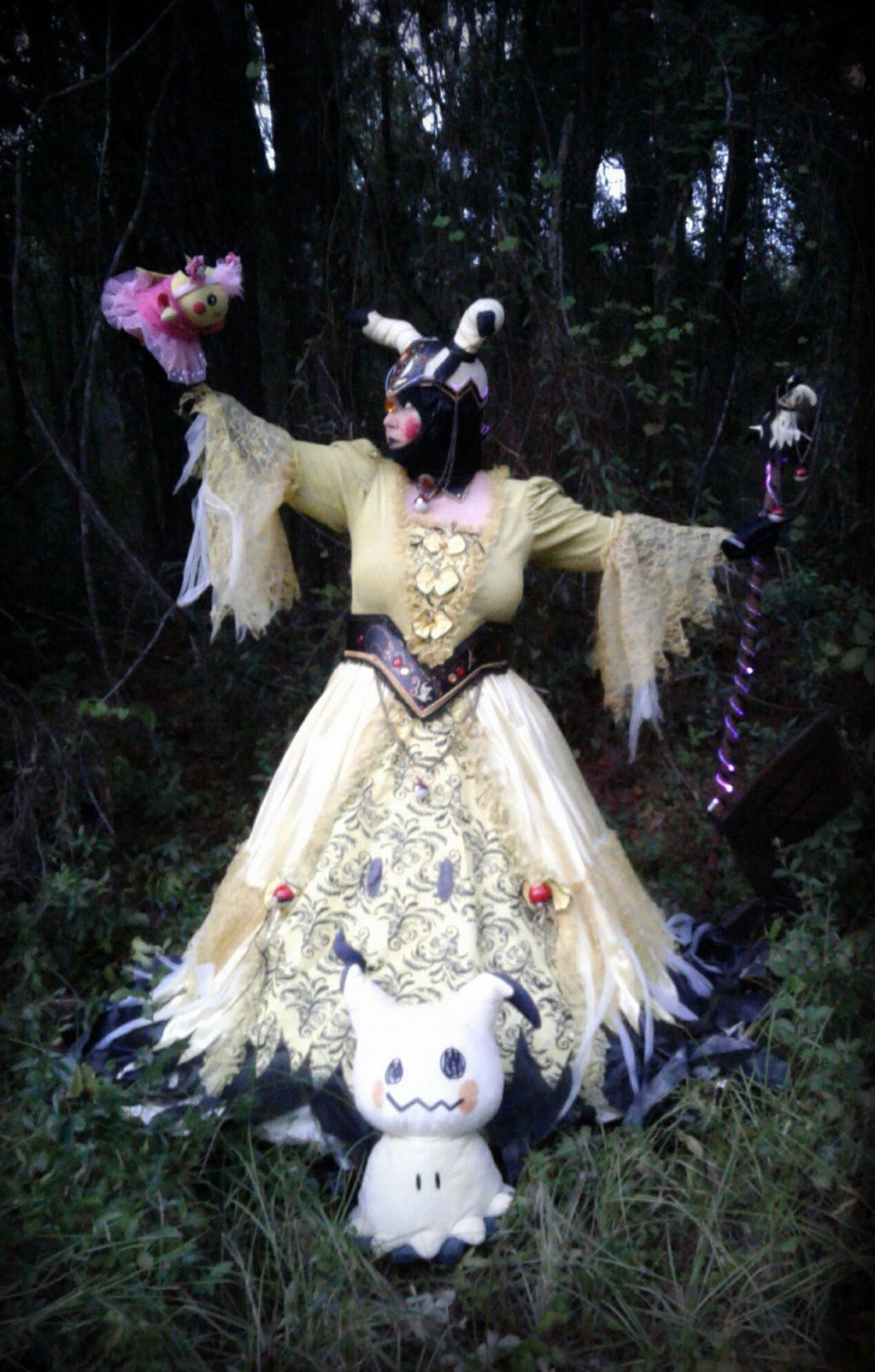 Sorceress Mimikyu