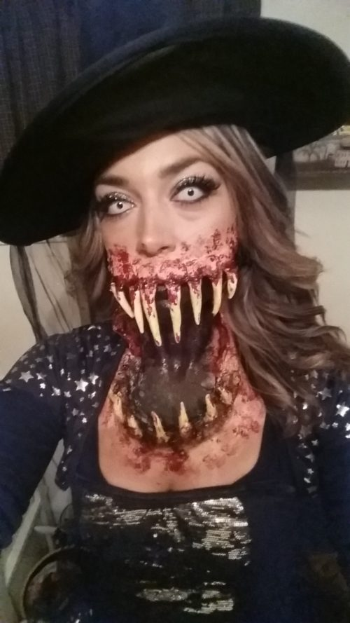 Scariest Witch of the West