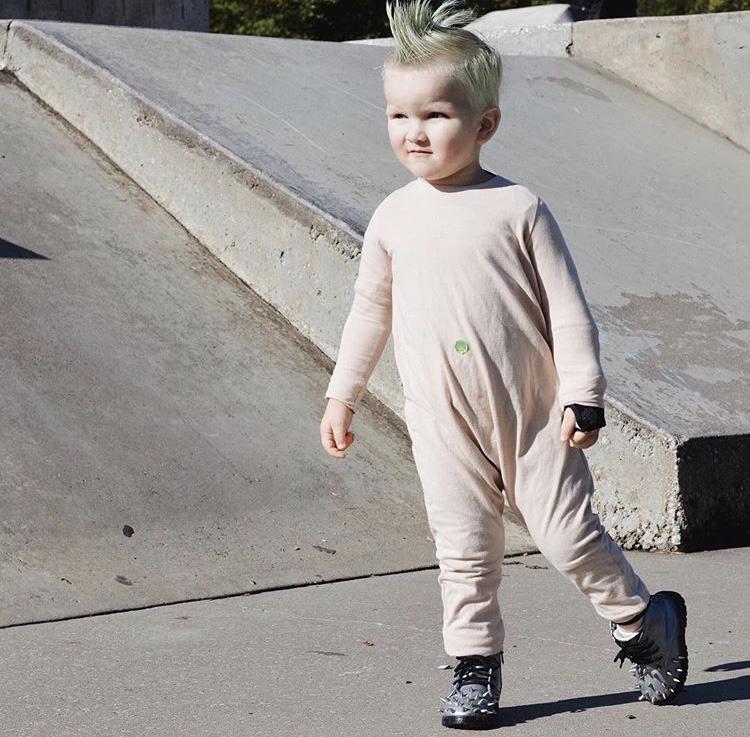 Punkrock Kewpie Doll