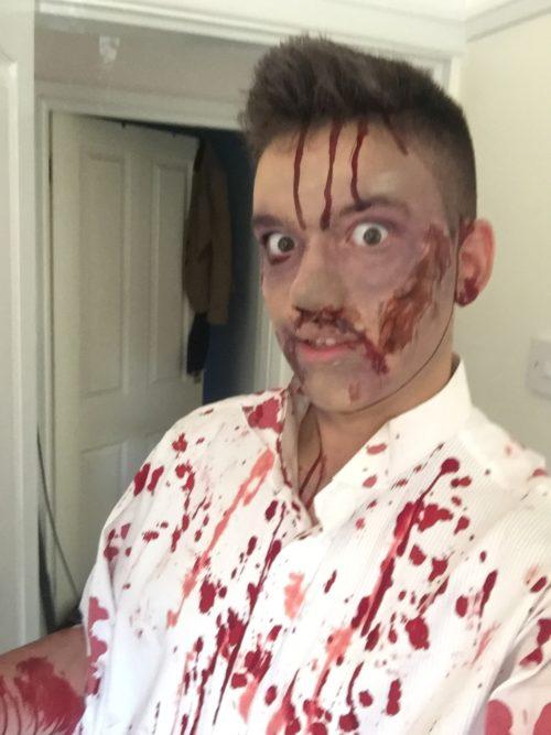 Corey's a Zombie