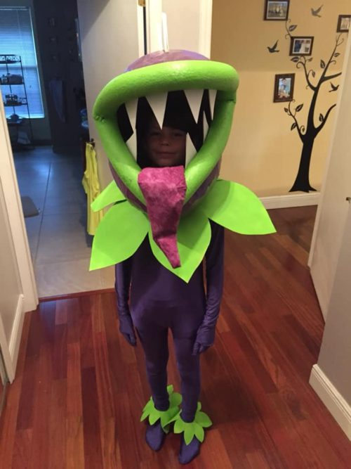 Chomper from Plants vs Zombies
