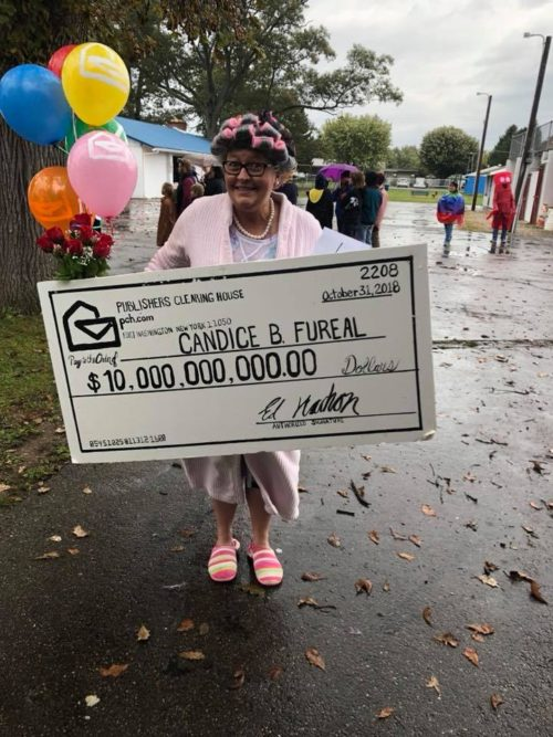 Publishers Clearing House Winner