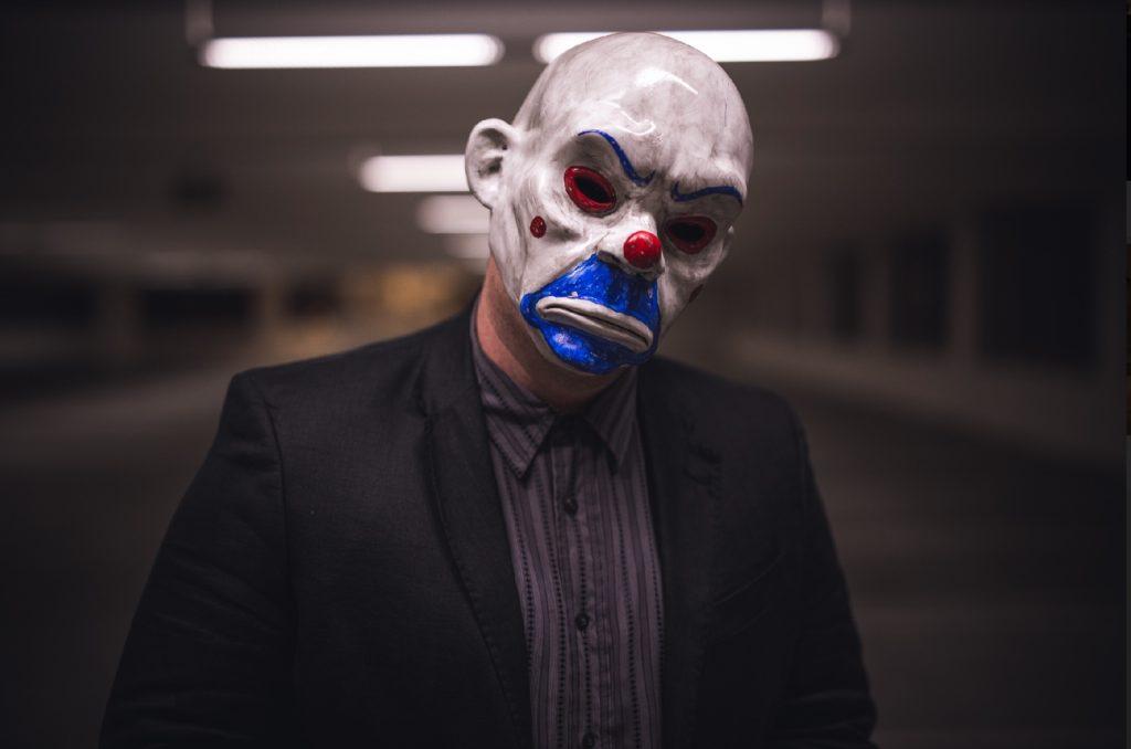 Bank Heist Joker