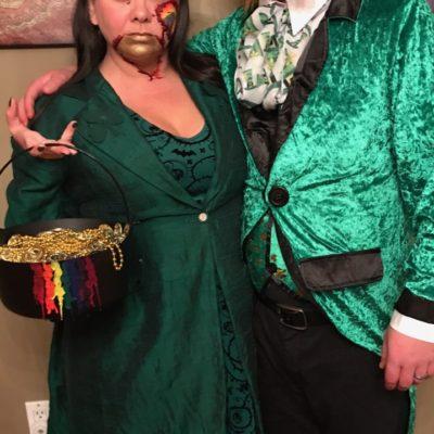 Leprechaun Couple