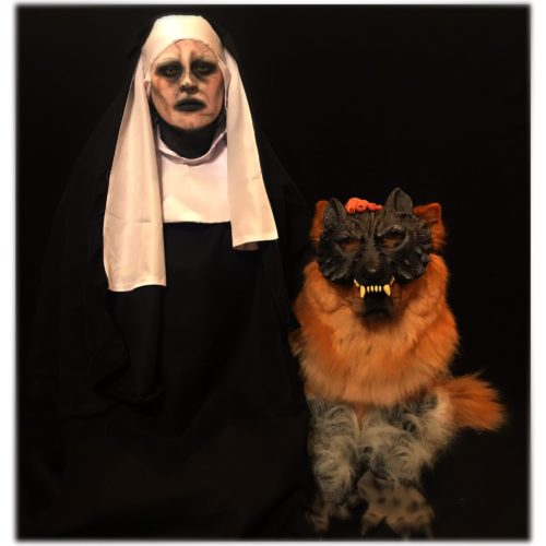 The Nun and Her Hellhound