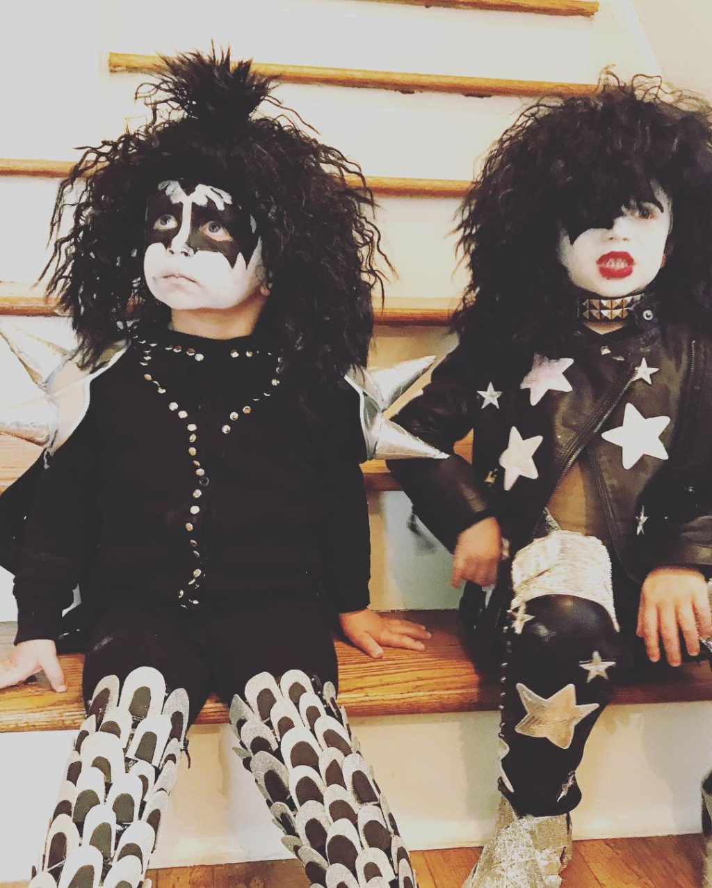 KISS The Demon and Starchild