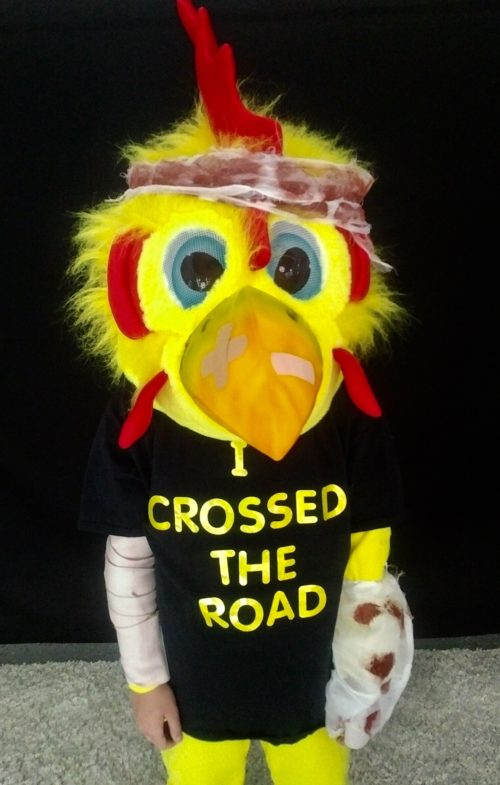 The Chicken that Crossed the Road
