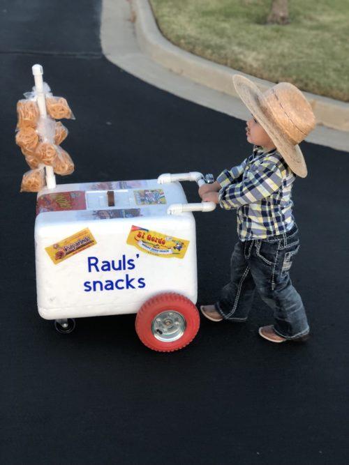 Snack Vendor