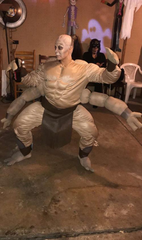 Mortal Kombat's Goro