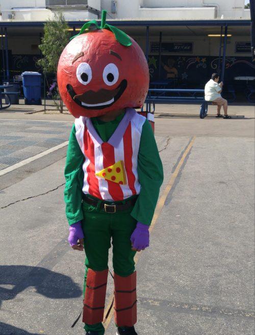 Fortnite Tomato Head
