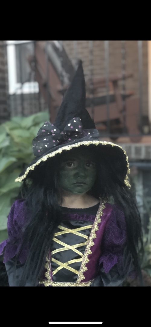 Witch Toddler