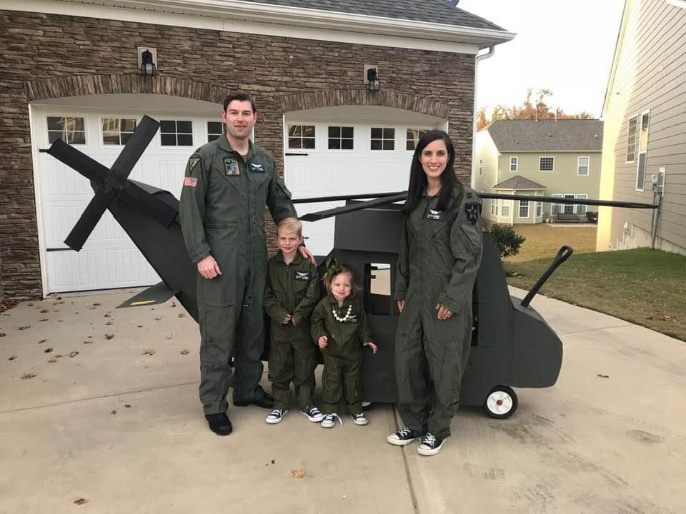United States Army Black Hawk Pilots
