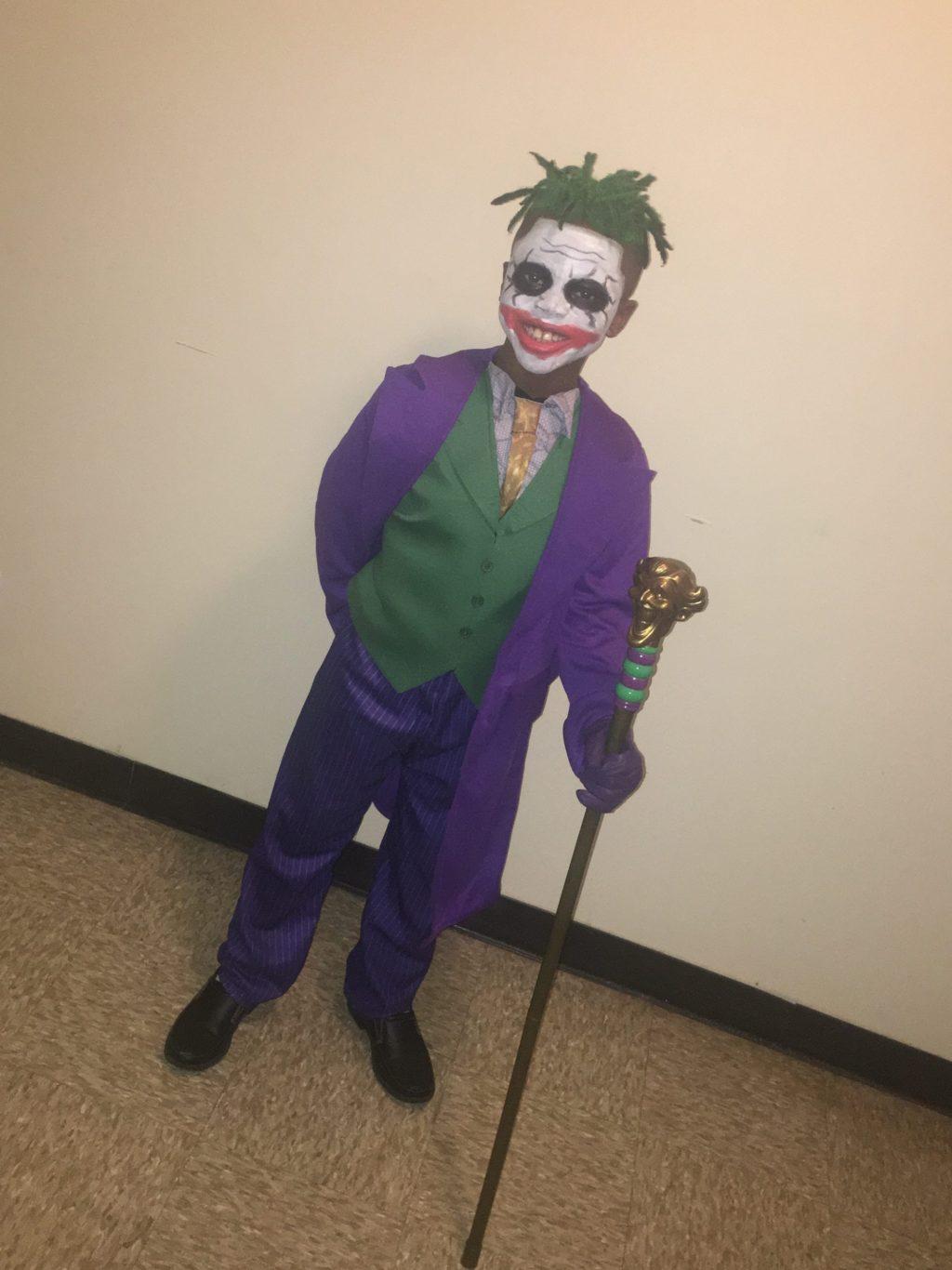 The Joker's Son