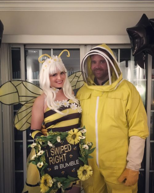 Beekeeper and His Bumble Bee