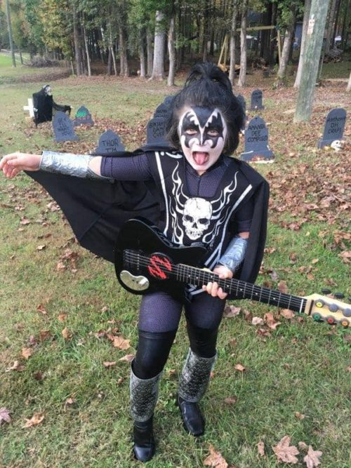 Gene Simmons from KISS