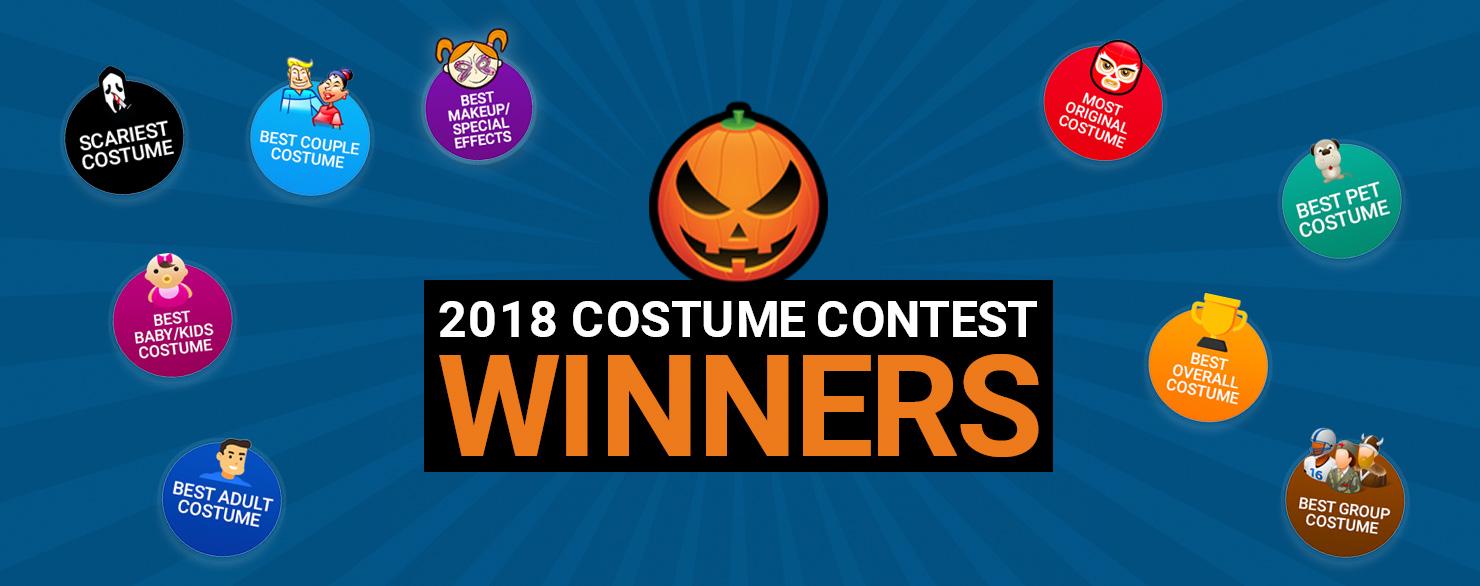 2018 Contest Winners