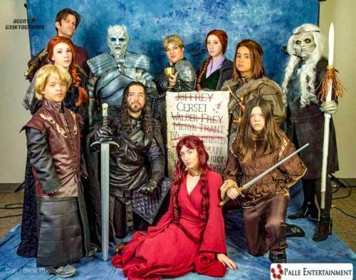 Game of Thrones Crew