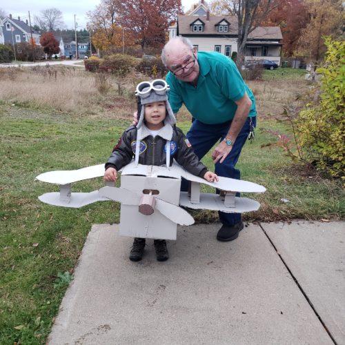 Little Air Force Pilot