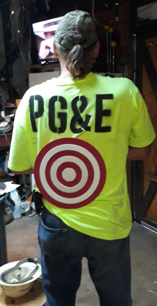 PG&E worker