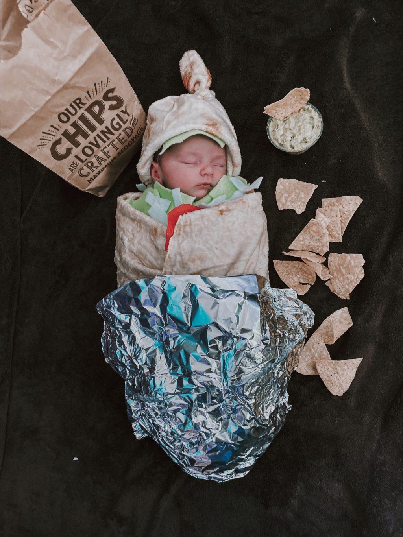 Baby BOOritto