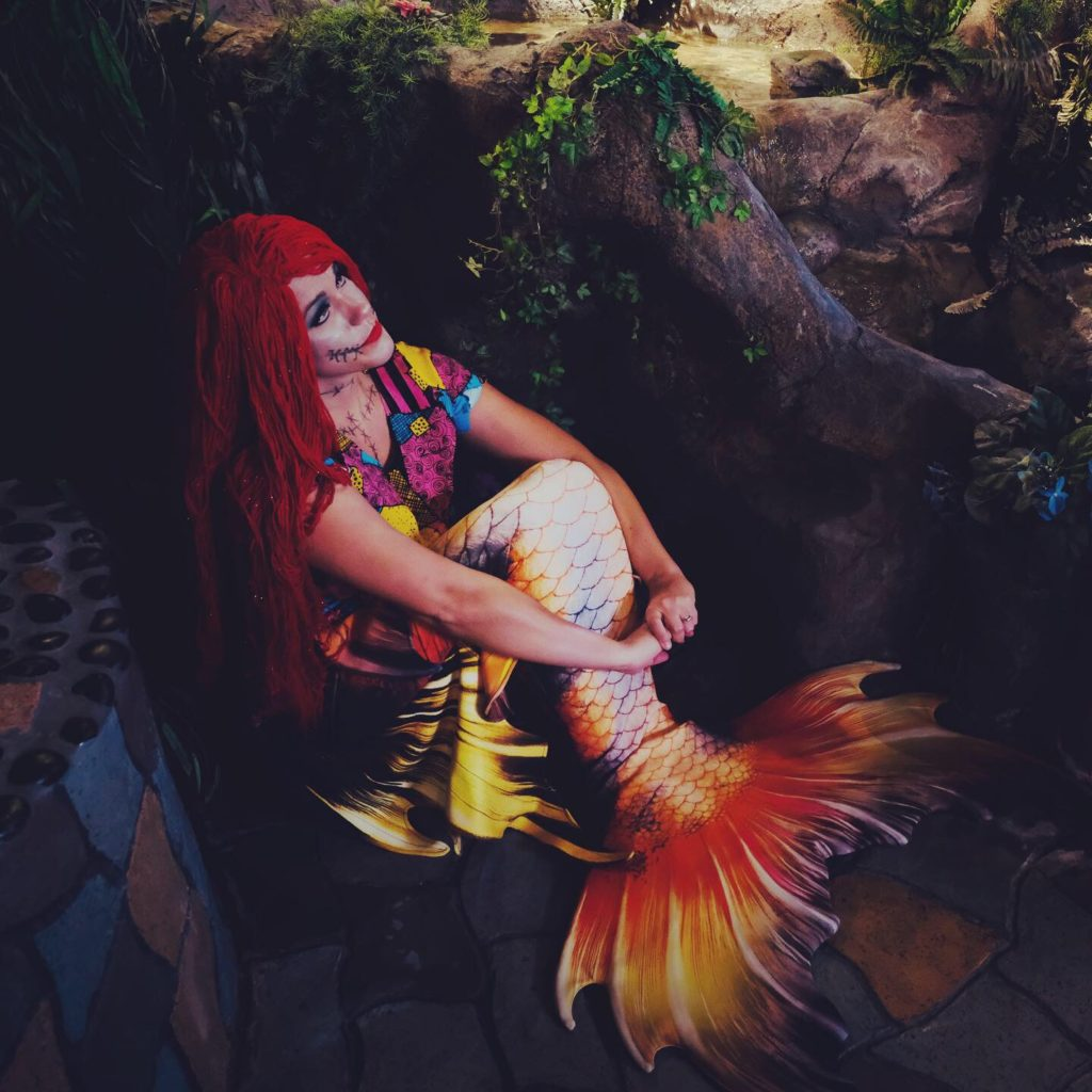 Mermaid Sally