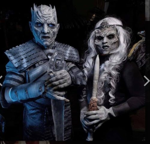 The Night's King and The Night's Queen