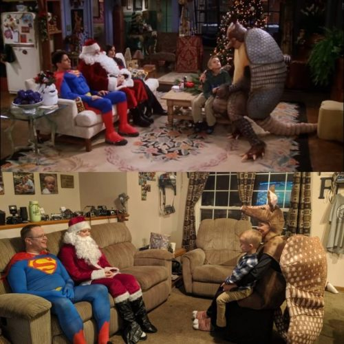Friends: The Episode With The Holiday Armadillo
