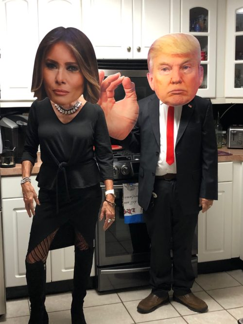 President Trump & Melanina Trump