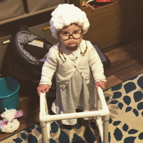 Grandma Baby