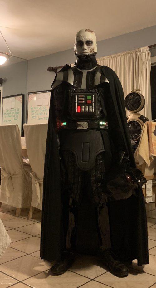 Vader's Last Breath