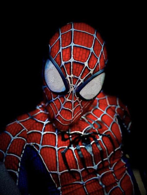 ESPIDEY the Friendly SAN ANGELO Spiderman