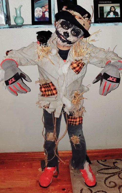 Scarecrow Tony