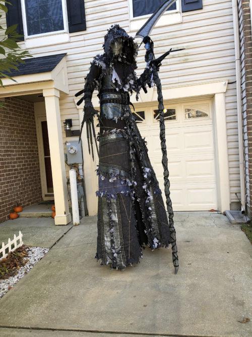 The Devil's Reaper