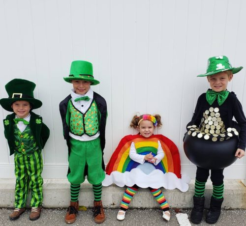 The Leprechauns Always Hide Their Pot of Gold at the End of the Rainbow