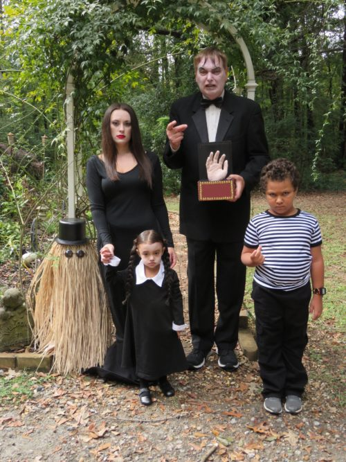 Addam's Family in the Flesh