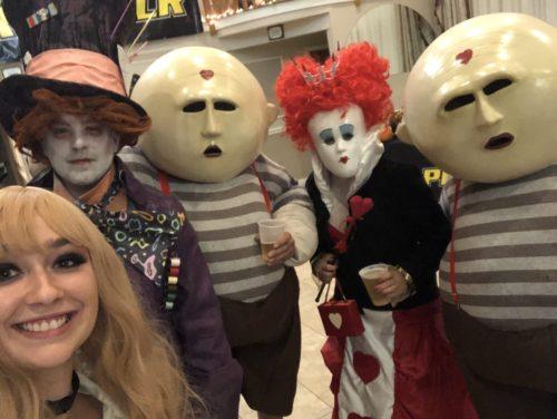 The Alice and Wonderland Crew